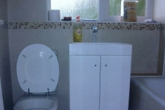 toilet installers North London