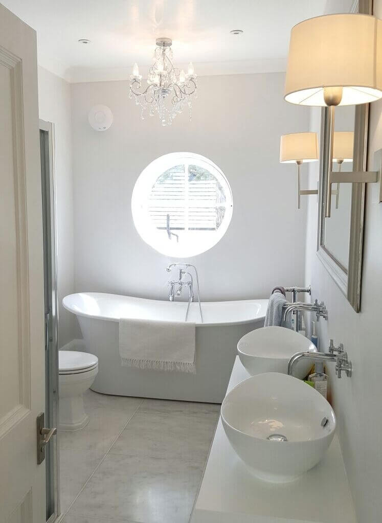 bathroom installation cost north london
