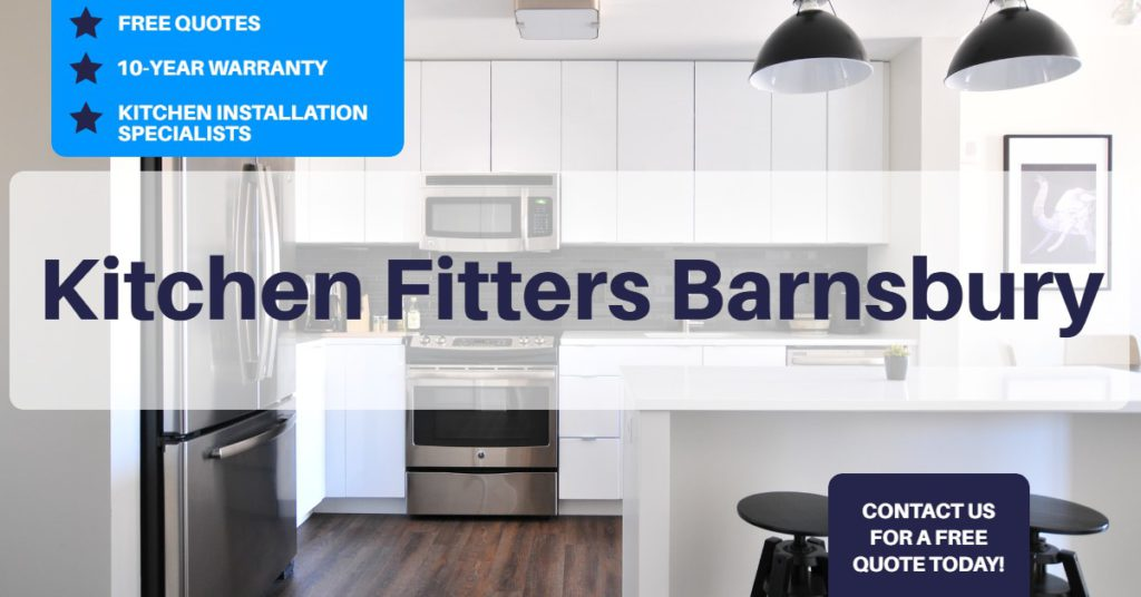 Kitchen Fitters Barnsbury
