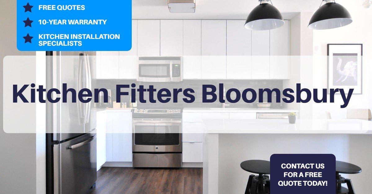 Kitchen Fitters Bloomsbury
