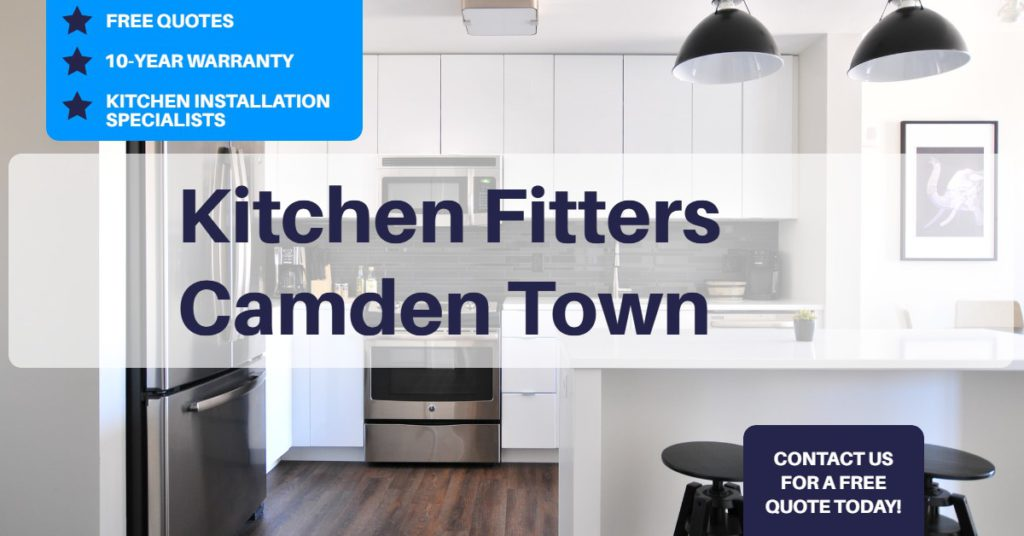 Kitchen Fitters Camden Town