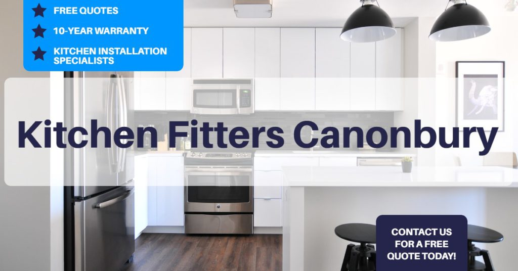 Kitchen Fitters Canonbury