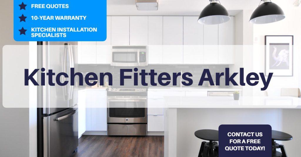 Kitchen Fitters Arkley