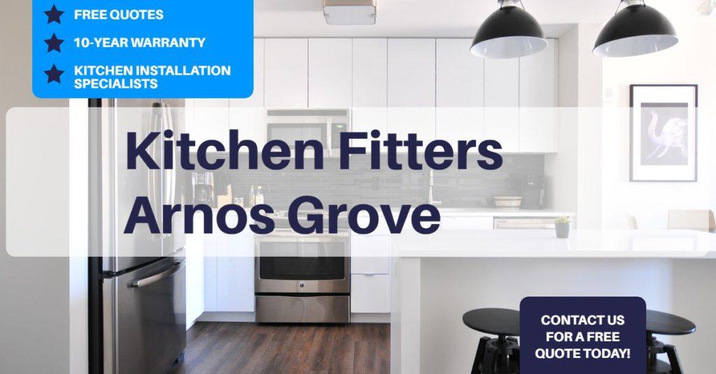 Kitchen Fitters Arnos Grove