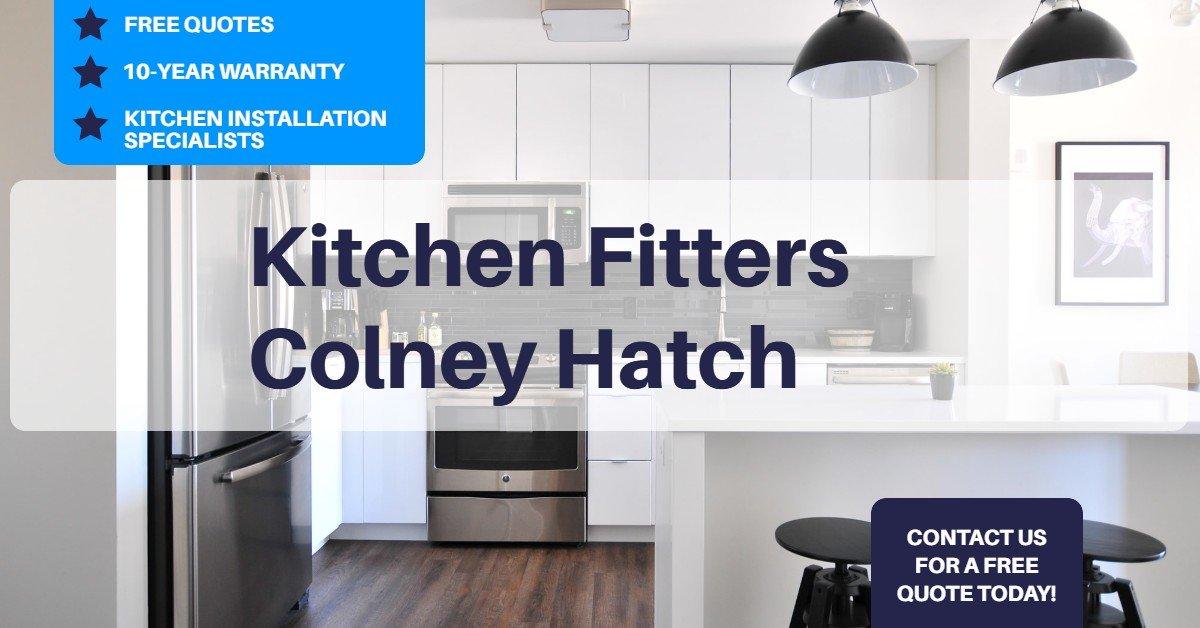 Kitchen Fitters Colney Hatch