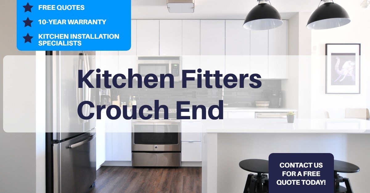 Kitchen Fitters Crouch End