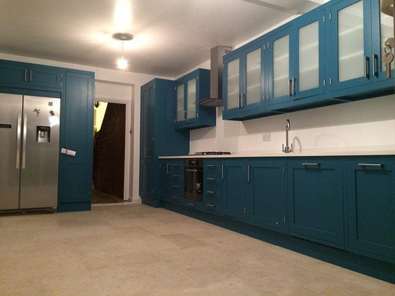 Kitchen Installation Alexandra Palace