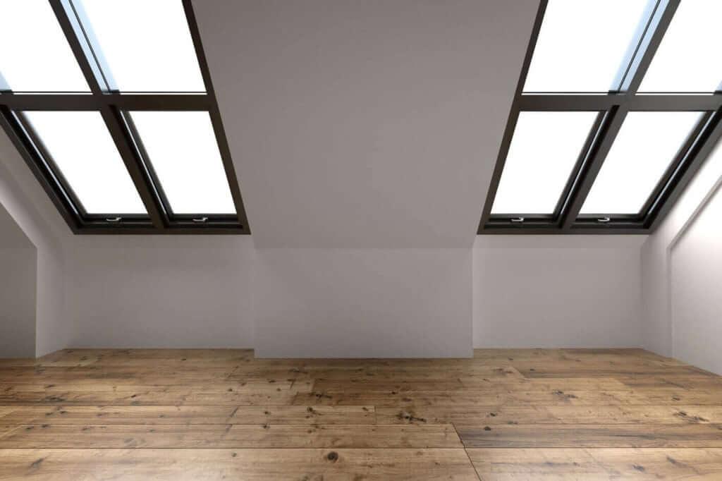 Roof Light Loft Conversion hackney