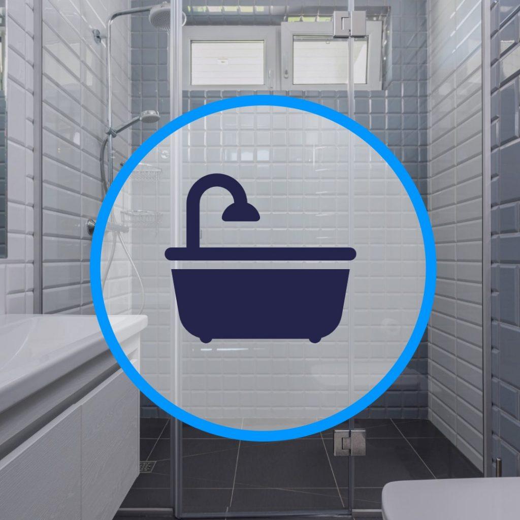 Bathroom Tiling North London