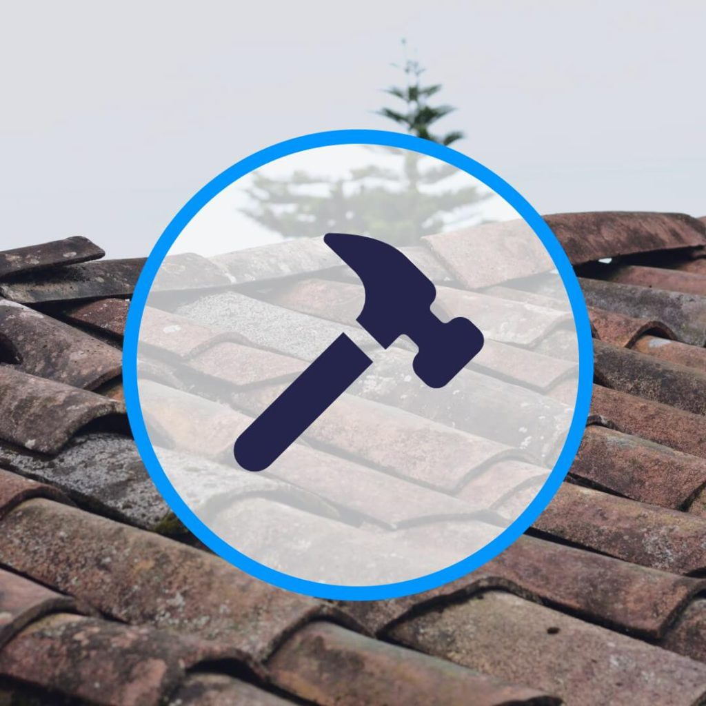 roofing repairs islington