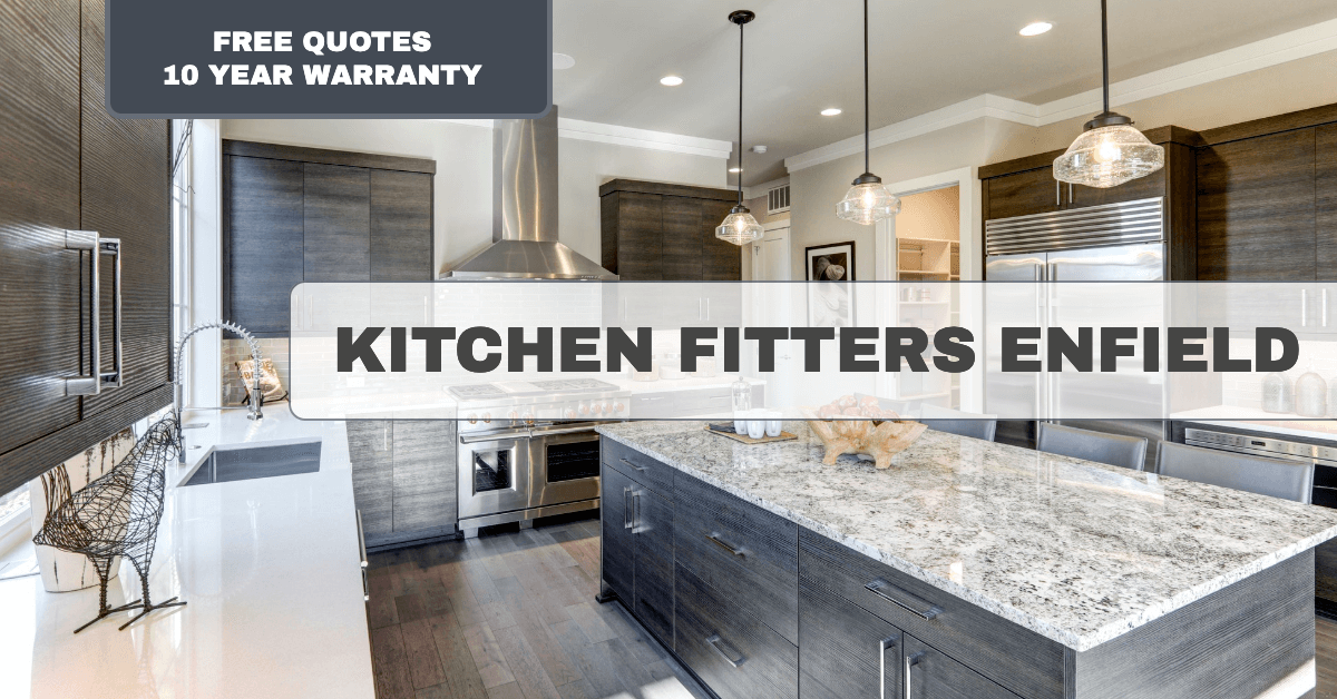 kitchen fitters enfield