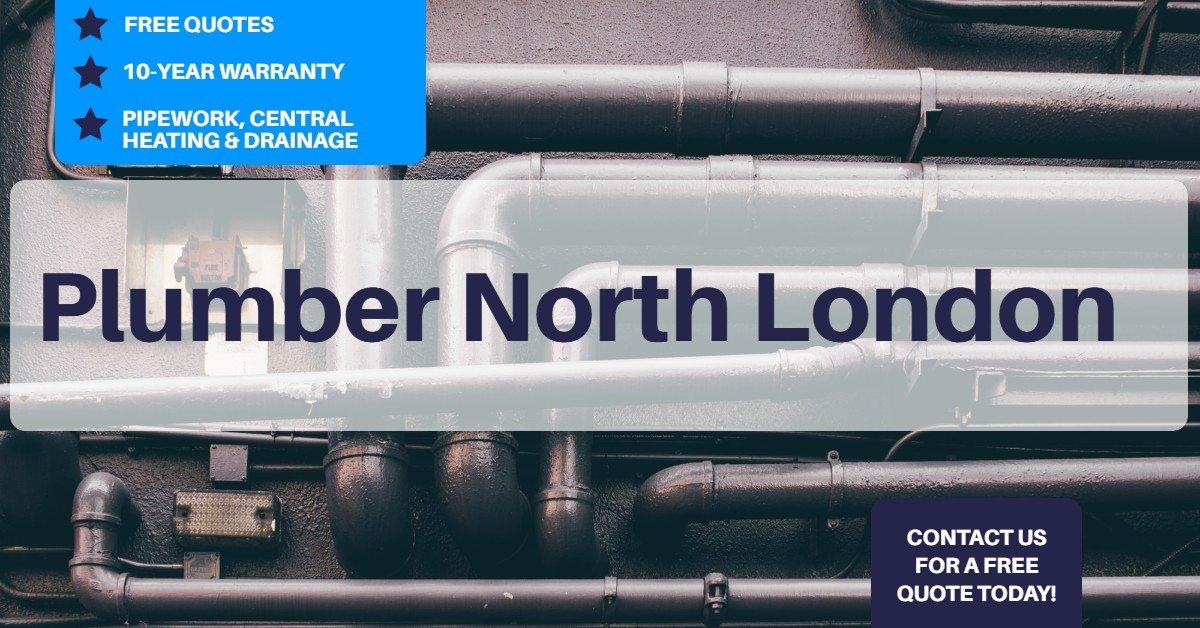 Plumber North London