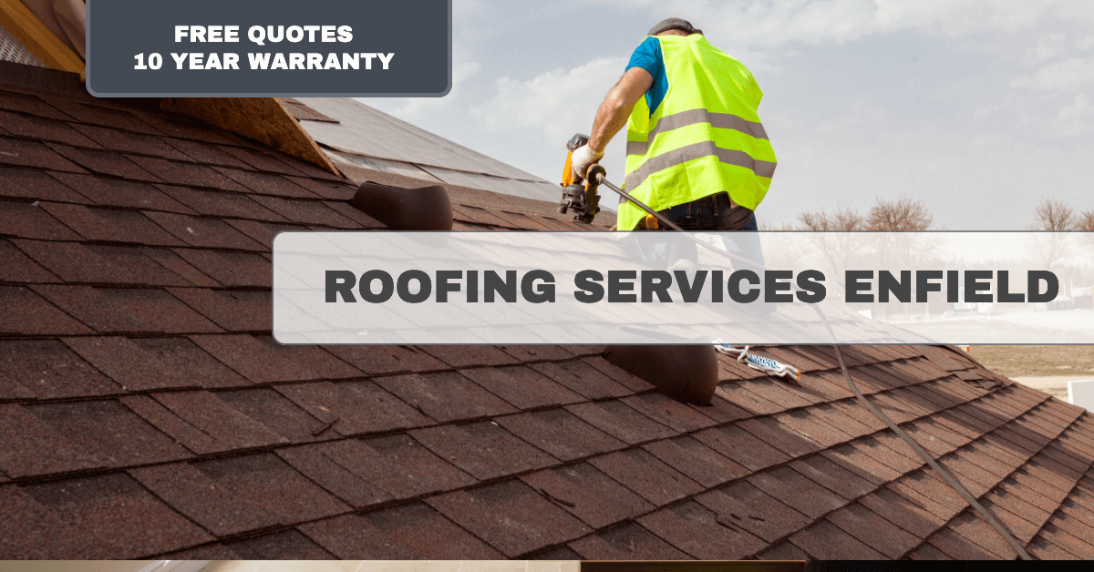 roofing services enfield